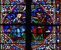 Cathédrale de Meaux Vitrail Marie 290708 13.jpg