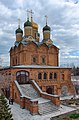 Cathedral in Znamensky Monastery - Moscow, Russia - panoramio.jpg
