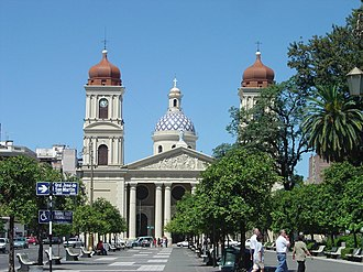 Roman Catholic Archdiocese of Tucumán - Cathedral of Our Lady of the Incarnation