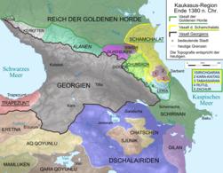 Caucasus 1380 map de.png