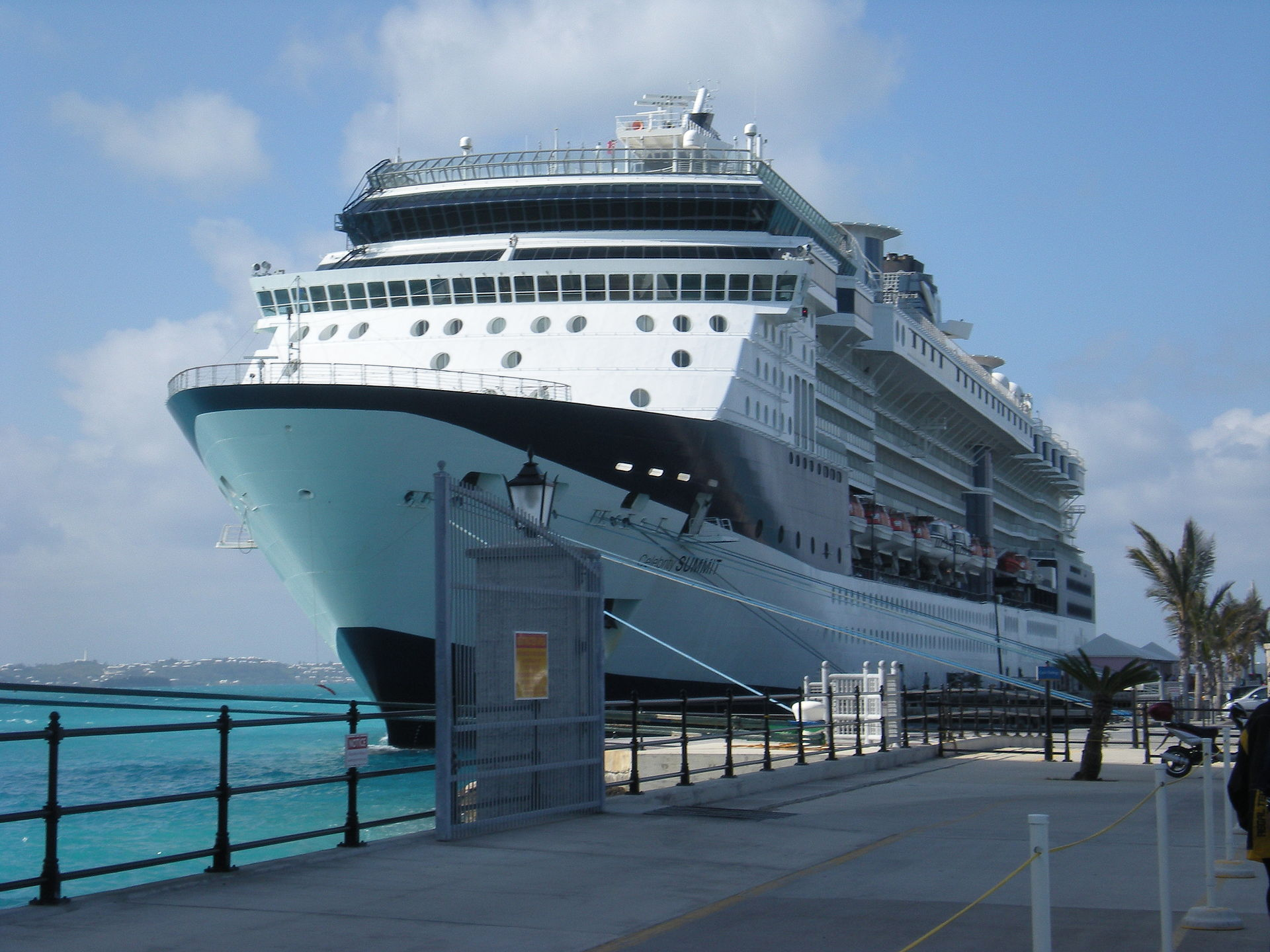 Celebrity Eclipse Cruise Ship: Review, Photos & Departure ...