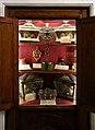 Cella di sant'agnese di montepulciano, reliquiari di sant'agnese 01.jpg