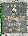 Cemetery Rauris, Alexander Lackner gravestone.jpg