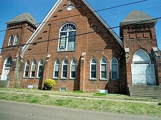 Centennial Baptist Church - Centennial Baptist Church, March 2013