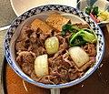 Centennial beef bowl of Asakusa Imahan.jpg