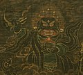 Center detail, Black Cloak Mahakala or Bernag Chen - Google Art Project (cropped) (cropped).jpg