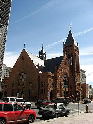 Central Presbyterian Church (Denver, Colorado) - Image: Central Presbyterian Church, Denver