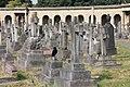 Central roundel, Brompton Cemetery.JPG