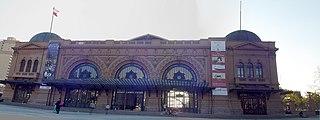 Estación Mapocho building