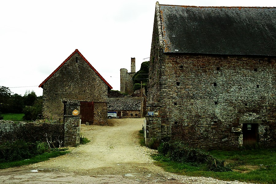 Château d'Olonde à fr:Canville-la-Rocque