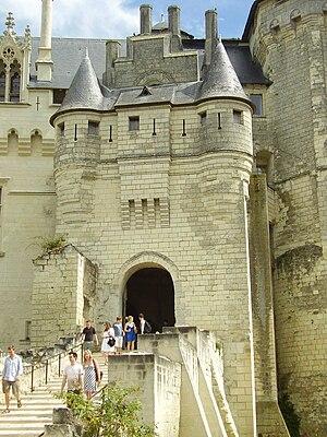 Château de Saumur - Image: Château de Saumur 2008 PD 14