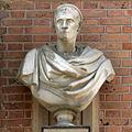 Château de Versailles, cour royale, buste d'empereur romain, Vdse 154 02.jpg