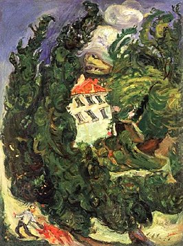 Chaim Soutine-Red Donkey 1922.jpg