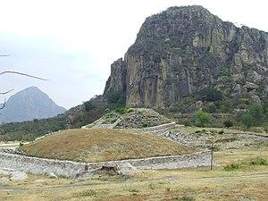 Chalcatzingo - Chalcatzingo archaeological site