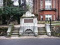 Chalybeate Well in Well Walk - geograph.org.uk - 1122273.jpg