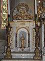 Champniers-Reilhac église Champniers tabernacle principal détail.JPG