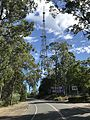 Channel 9 television studios and transmission tower at Mount Coot-tha 01.jpg
