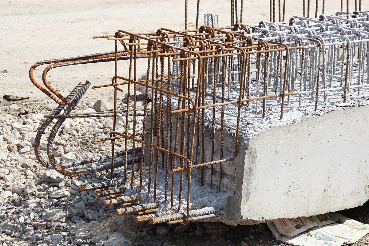 鉄筋コンクリート - Wikipedia