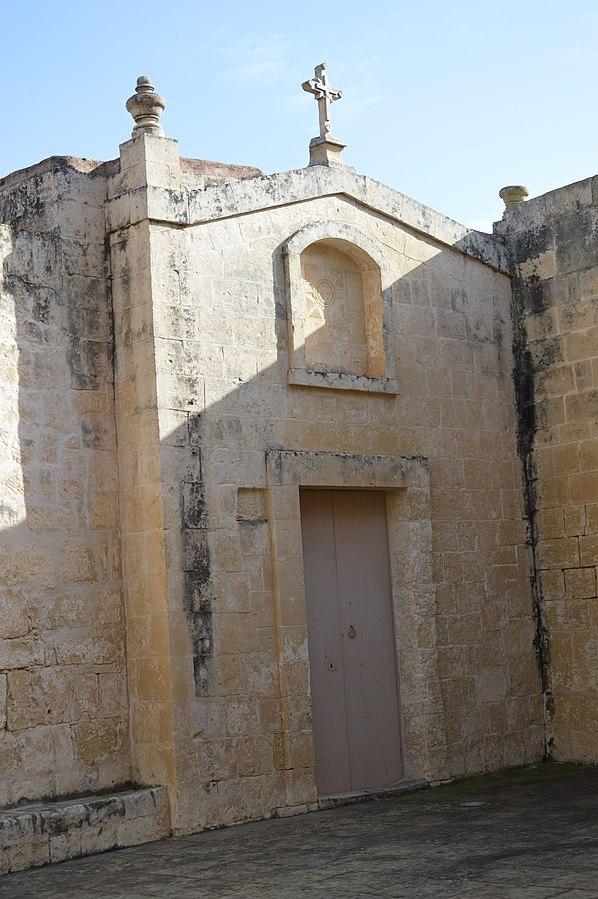 St Michael's Chapel, Mqabba