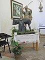 Chapelle Saint-Hospice (Statue de Saint-Hospice).jpg