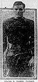 Charles E. Cassidy, Fullback (Buffalo Courier, 1922).jpg
