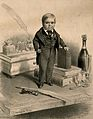 Charles S. Stratton, a dwarf known as General Tom Thumb, age Wellcome V0007333.jpg