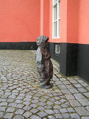 Umedalen skulpturpark - Out by Charlotte Gyllenhammar
