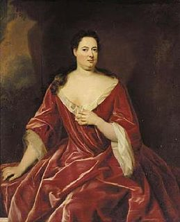 Sophia von Kielmansegg, Countess of Darlington German-born British courtier and half-sister of George I of Great Britain