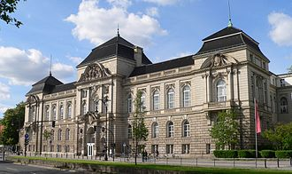 Charlottenburg-Wilmersdorf - Berlin University of the Arts