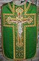 Chasuble vert - Cathédrale de Lombez.jpg