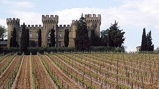 Châteauneuf-du-Pape AOC wine appellation