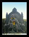 Chatrapati Shivaji Maharaja Statue.jpg