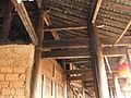 Chengqi Lou - inside - walkway - roof detail - DSCF3226.JPG