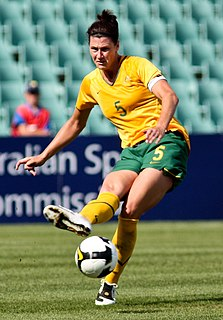 Cheryl Salisbury association football player
