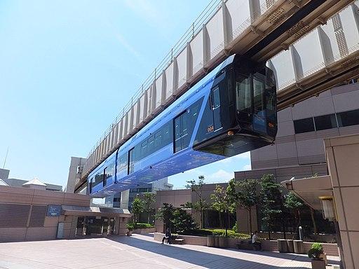 Chiba Urban Monorail 0 series 20120809