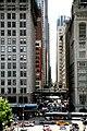 Chicago (ILL) Downtown, E Monroe St E Michigan Ave (4826396108).jpg