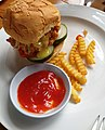 Chicken Burger With French Fries.jpg