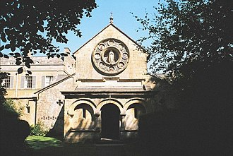Chideock - The Roman Catholic church of Our Lady Queen of Martyrs, and St Ignatius