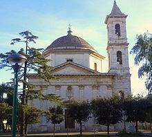 Chiesa di San Giuseppe. Prospetto.