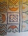 Chiesa di San Salvatore ad Chalchis cosiddetto Palazzo di Teodorico dettaglio pavimento musivo9.jpg