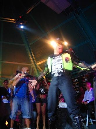 Chimo Bayo - Chimo Bayo performing in 2008