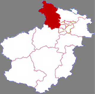 Xinan County County in Henan, Peoples Republic of China