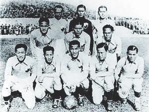 Chinese olympic football team 1936