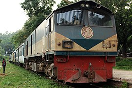 Chittagong University Shuttle train (07).jpg