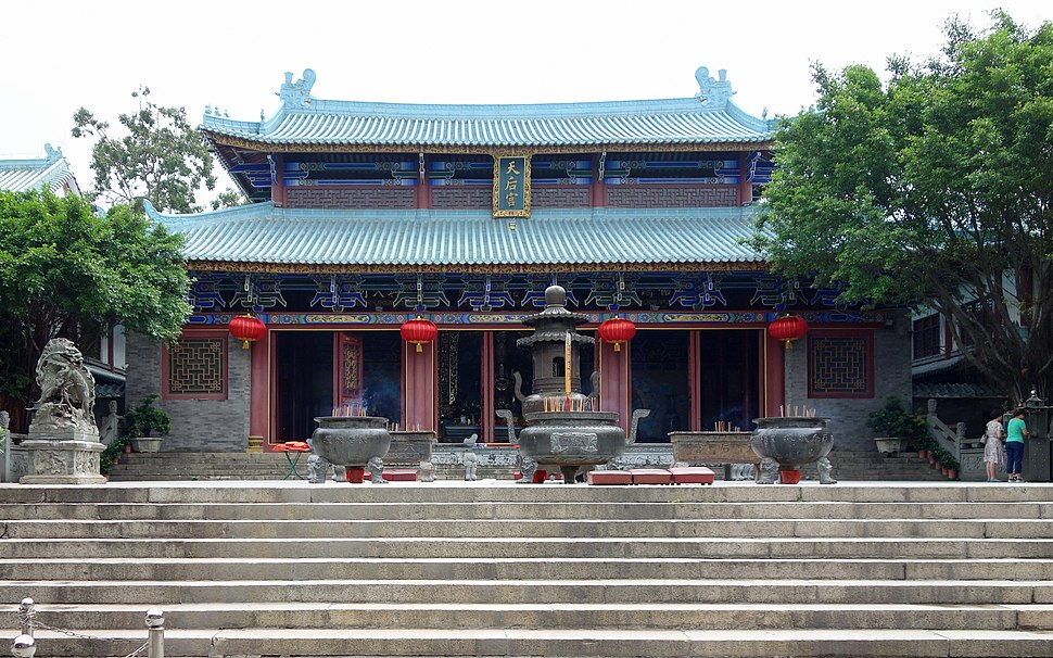 Chiwan Tianhou Temple 20140515
