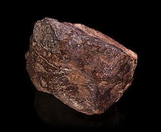 H chondrite - Image: Chondrite H5
