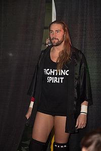 Chris Hero at Smash Wrestling.jpg