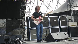 Chris Impellitteri American musician