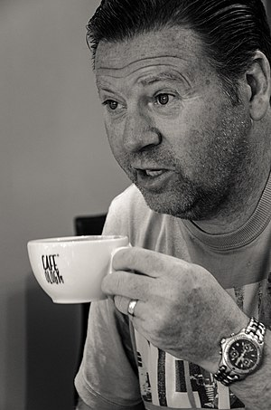 Chris Waddle - Image: Chris Waddle 2012
