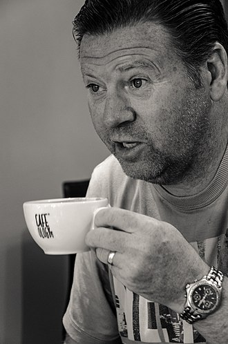Chris Waddle - Waddle in 2012